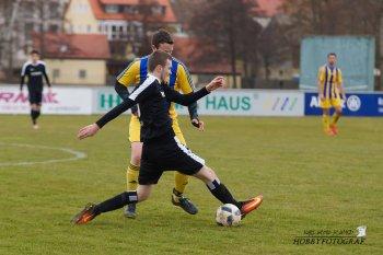 Torschütze zum 1:0 (8.) Moritz Molzer